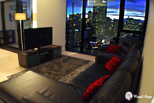 Royal Stays Apartments Melbourne-CBD墨尔本中央商务区皇家假日公寓酒店