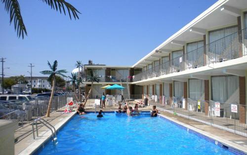 海洋沙汽车旅馆