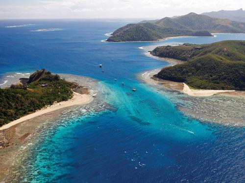 斐济 纳努亚巴拉瓦岛