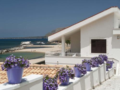 Trappeto case vacanze case vacanze a for Design di architettura casa sulla spiaggia