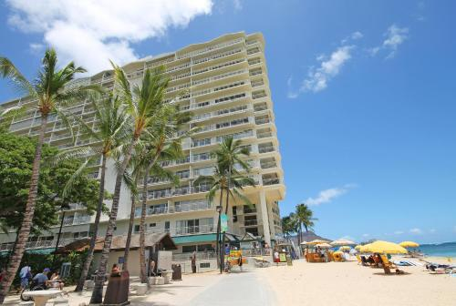 卡梭威基基海岸海滨公寓酒店