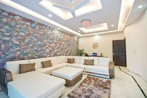 Lush Green Apartment