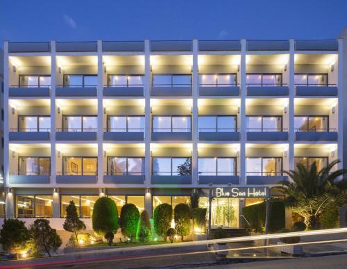 阿利莫斯蓝海酒店