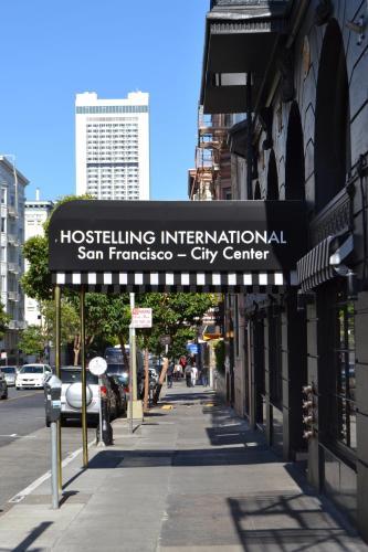 旧金山市中心美国国际青年旅舍