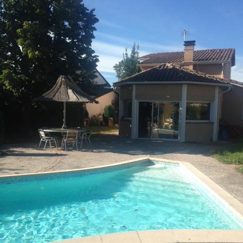 Villa Toulouse with Pool