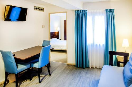 圣让公寓式酒店
