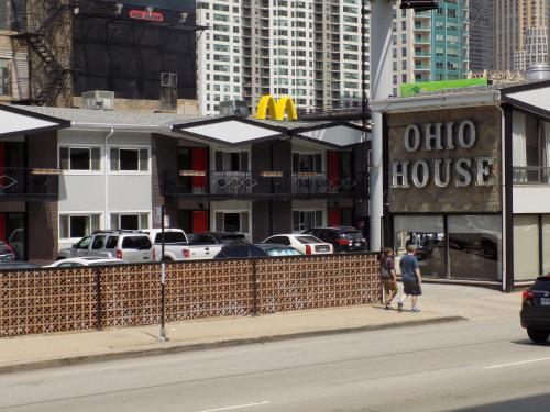 오하이오 하우스 모텔