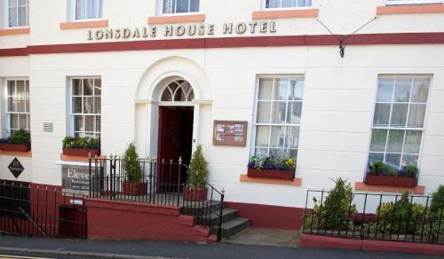 朗斯代尔别墅酒店