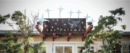 拉斯帕洛马斯酒店