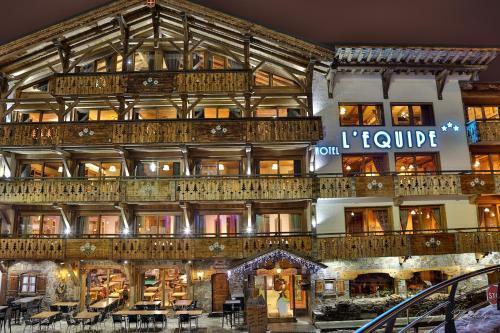 乐奇普酒店