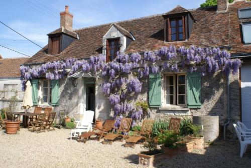 Vrigny Touraine Cottages