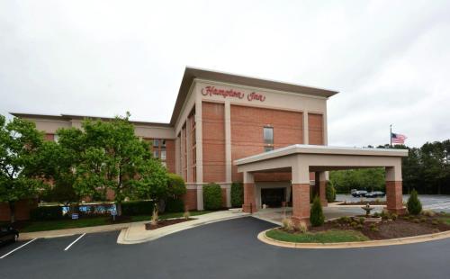 Hampton Inn Raleigh-Capital Boulevard North