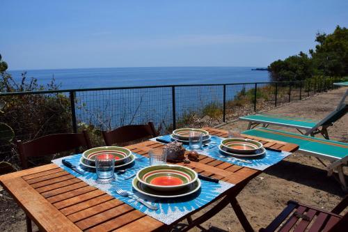 Riviera Degli Eucalipti - Cottage In Riva Al Mare