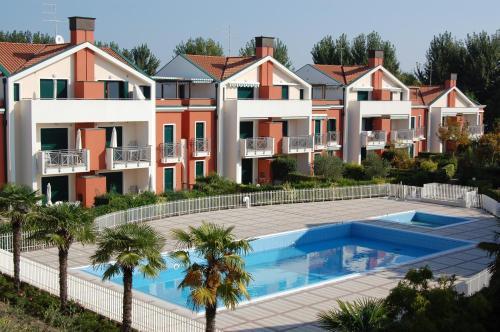 Apartments buchen in cavallino treporti - Residence marzamemi con piscina ...