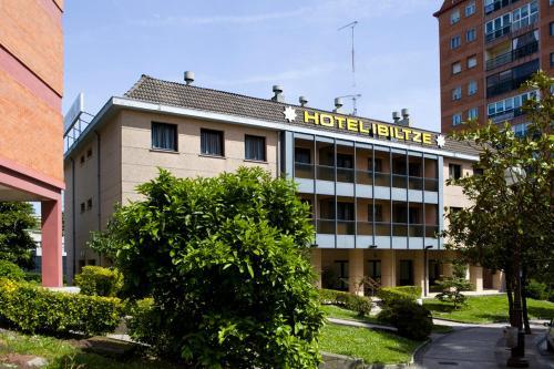 Hotel Ibiltze