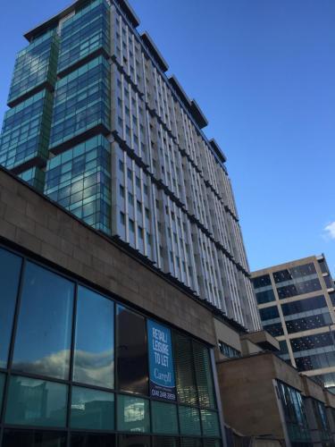 市中心金融区三卧室复式公寓