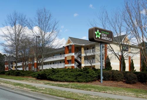 达勒姆大学美国长住酒店