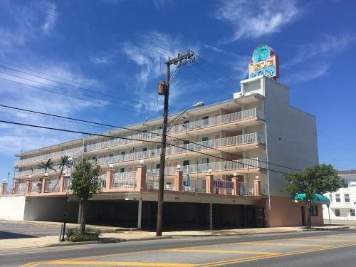 棕榈岛汽车旅馆
