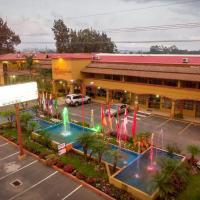 萨尔瓦多古阿可酒店餐厅