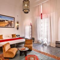 本苏达摩洛哥传统庭院住宅