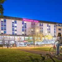 穆卢兹中心美居酒店