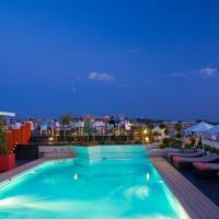 雅典诺富特酒店