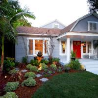 Luxury California Craftsman Cottage