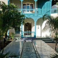 比恩花园摩洛哥传统庭院住宅