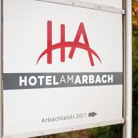 Hotel Garni am Arbach