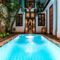 三河摩洛哥传统庭院住宅