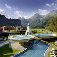 Aqua Dome 4 Sterne Superior Hotel & Tirol Therme Längenfeld