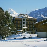 Hotel Berghof Amaranth