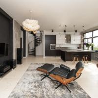 Riga Luxury Loft with Terrace
