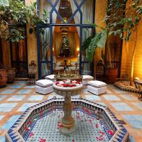 桑德斯摩洛哥传统庭院住宅