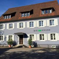 DIE KRONE - Hotel Garni