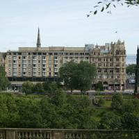 爱丁堡王子街美居酒店