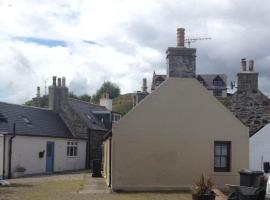 Dram Cottage, Sandend