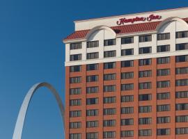 Hampton Inn St Louis- at the Arch