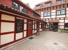 Ferienappartement Erfurter Kreuz, 基希海姆