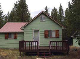 Forest Cottage, Island Park