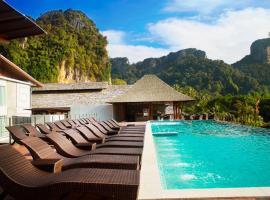 Railay Princess Resort & Spa, ריילי ביץ'