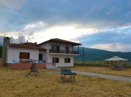 My Home In Olympus, Pyrgetós-Larisis