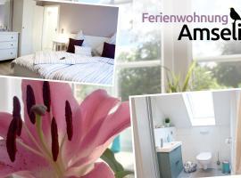 Ferienwohnung Amseli, Niendorf an der Stecknitz