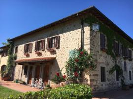 Villa Il Crocicchio, רג'לו