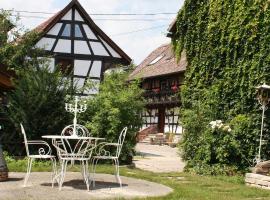 La Grange aux Coqs, Ittenheim