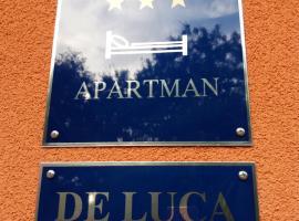 Apartment De Luca, Umag