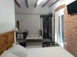 诺乌卡萨布兰卡酒店, 比纳罗斯