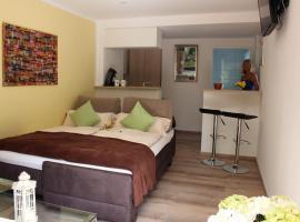 奥思特公寓, Kleineichen