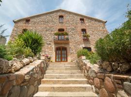 Rincon de piedra, Corró de Vall