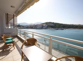 Chalkida Seafront Apartment